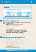 TYÖTAPATURMA JA TOIMENPIDEOHJEET - Sähköliitto - Page 6