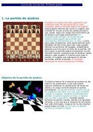 1. La partida de ajedrez
