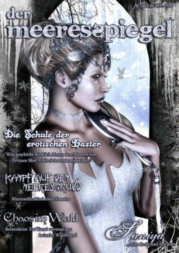 zweite Ausgabe - Das Sternenmeer