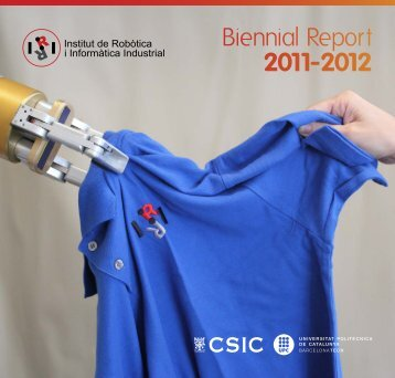 download Report 11/12 - Institut de Robòtica i Informàtica industrial ...