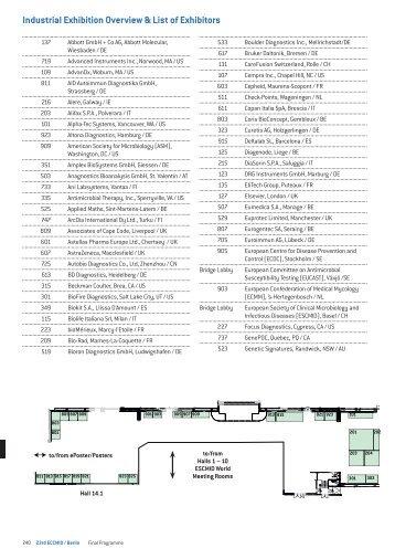 Exhibitors Guide