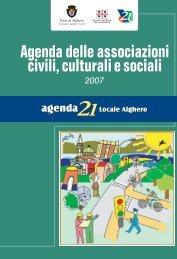 L'Agenda delle Associazioni Civili, Culturali. Sociali /2007