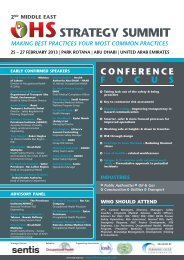 Conference Programme - AEC Online