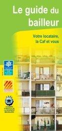 Le guide du bailleur - Caf.fr