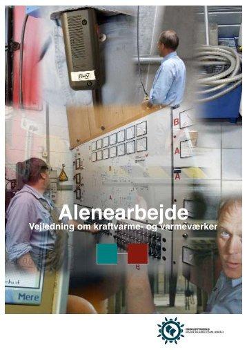 Alenearbejde - Industriens Branchearbejdsmiljøråd