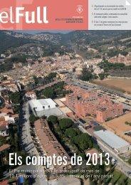 El Full gener 2013 - Ajuntament d'Alella