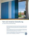 Ihr Garagentor - Alukon GmbH & Co. KG - Seite 3