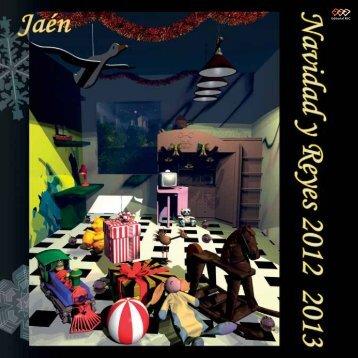 Programación Navidad y Reyes 2012-2013 - Ayuntamiento de Jaén