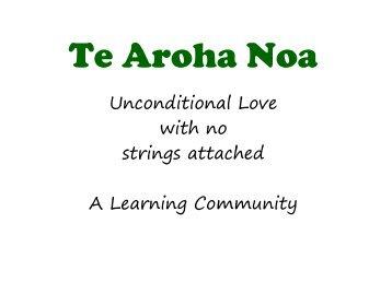 TANCS - AKO - Adult and Community Education Aotearoa