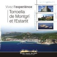 Catalogue - Visit Estartit
