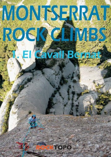 Download PDF - ROCK TOPO - Montserrat Rock Climbs