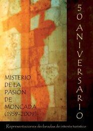 Libro Aniversario - Ayuntamiento de Moncada