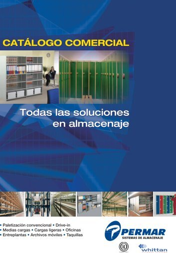 Descargar catálogo sobre Estanterías metálicas - Permar