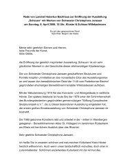 """""""Schauen"""" mit Werken von Schwester ... - Abtei St. Hildegard"""
