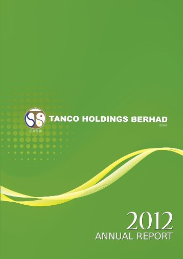 notes to the financial statements - TANCO HOLDINGS BERHAD