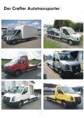 Der Crafter Autotransporter - Ackermann Aufbauten - Seite 2