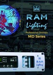 MD Series - RAM Audio
