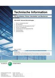 SIGLADUR® Verbund-Sicherheitsglas - Metallbau Tix