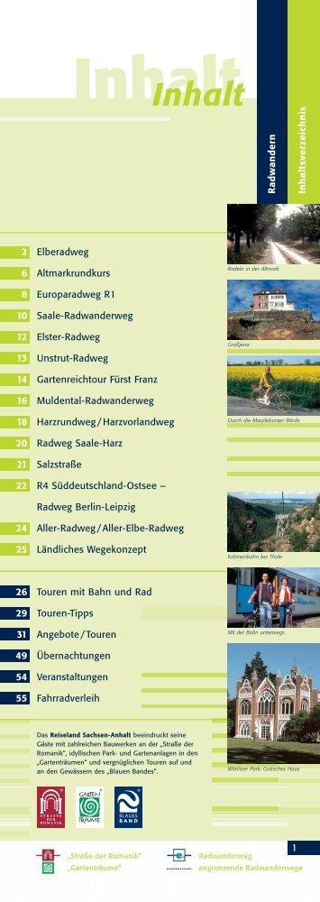 Harzvorlandweg - ADFC Sachsen-Anhalt ev