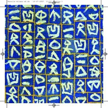 catalogo PDF - Spirale Arte Contemporanea