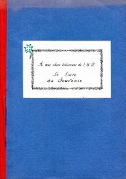 1954 Charles Guillon - Les responsables EUF morts à la guerre de ...