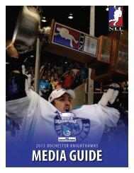 player profiles 2013 knighthawks lacrosse - Rochester Knighthawks
