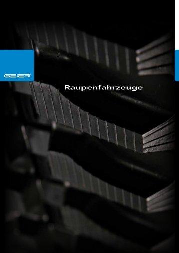 Raupenfahrzeuge - Willerscheid GmbH & Co KG