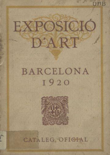 Exposició d'art - Universitat Autònoma de Barcelona