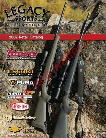 2007 Retail Catalog - ACP-Waffen
