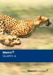 Meinl Quattro a - Meinl Success Finanz AG