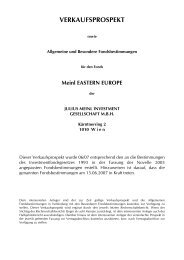 PDF, 213 kB - Meinl Success Finanz AG