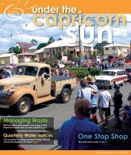 One Stop Shop - Rockhampton Regional Council