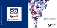 Catálogo de puntos Químicos AD - Grupo Vemare