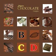 Download de folder - Belgian Chocolate Delights