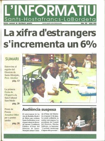 L'INFORMATIU - Reportero Jesús Martínez