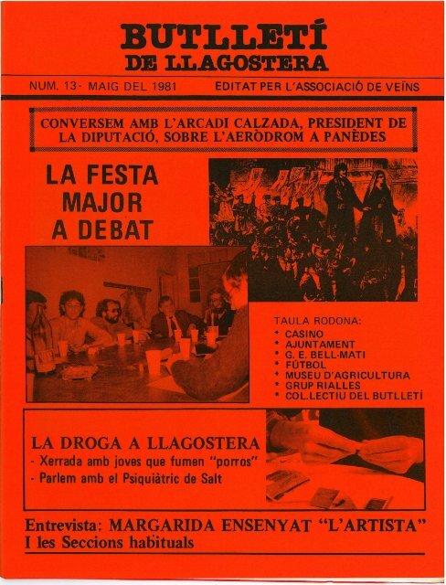 Maig 1981 - Arxiu