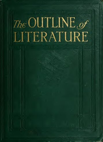 The outline of literature