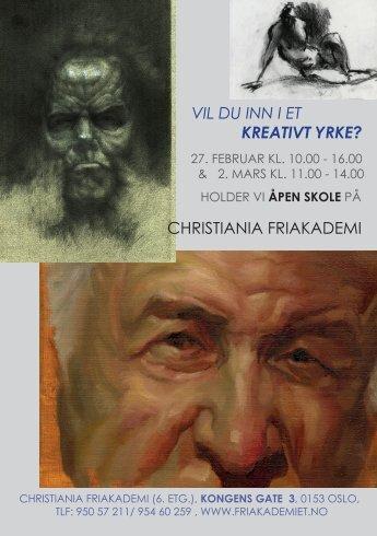 Åpen Dag - Christiania FriAkademi