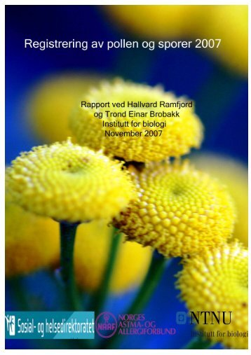 Last ned som pdf her - Pollenvarsling
