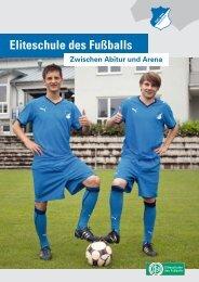 Eliteschule des Fußballs - 1899 Hoffenheim