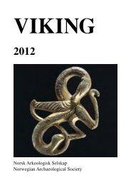 Viking 2012 - Munin - Universitetet i Tromsø