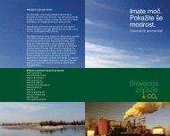CO2 brosura.indd - Ministrstvo za okolje in prostor