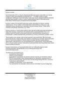 Koko elämä sirpaleina - Syömishäiriöliitto-SYLI ry - Page 2