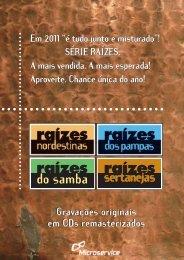 """Em 2011 """"é tudo junto e misturado""""! - Microservicesd.com.br"""