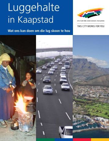 Luggehalte - City of Cape Town