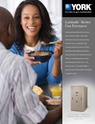 Latitude™ Series Gas Furnaces - UPGNet