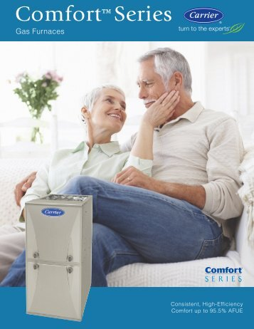 Comfort™ Series - Guest Home Page