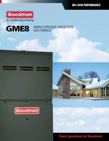 GME8 - Goodman