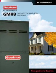 GMH8/GdH8 - Total Comfort Heating & Cooling Merriam