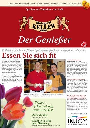 März 2009 2009_03_geniesser_keller.pdf - Metzgerei Keller